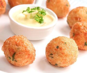 Albóndigas o Croquetas de Bacalao y Patata | Muy Fáciles y Deliciosas