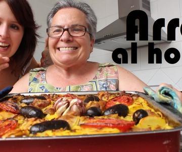 Arroz al horno, la receta de mi abuela