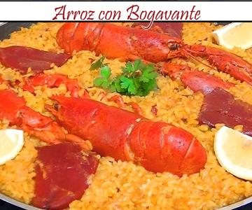 Arroz con Bogavante | Receta de Cocina en Familia