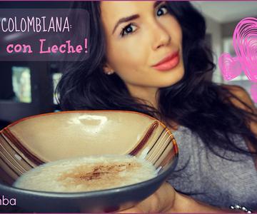 Arroz con Leche | Receta Colombiana | Naty ♥
