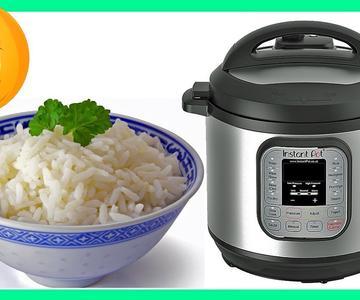Arroz instantáneo ~ Cómo cocinar el arroz en una olla a presión