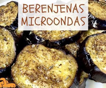 Berenjenas al Microondas 🤤 ¡3 TRUCOS! por @El Cuchinero