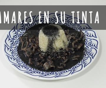 CALAMARES EN SU TINTA - Lareiras.gal