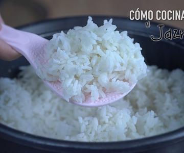 Como cocinar arroz Jazmín tailandés - How To Cook Thai Jasmine Rice