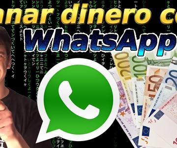 💵 Como GANAR DINERO con WhatsApp