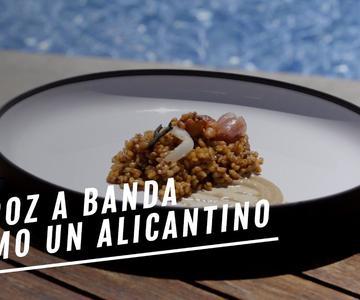 EL COMIDISTA | Haz arroz a banda como un alicantino