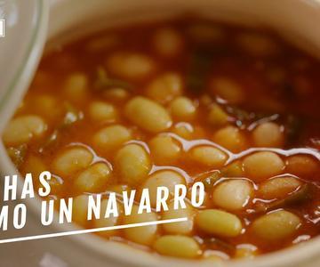 EL COMIDISTA | Haz pochas como si fueras de Navarra