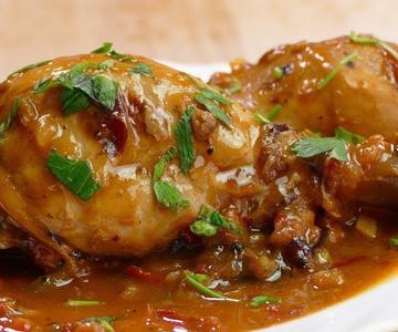 El pollo guisado de MI ABUELA - Gorka Barredo