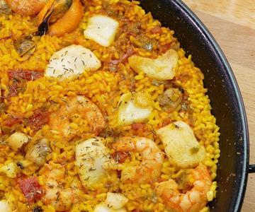Este arroz es digno de DIOSES - Gorka Barredo