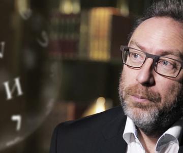 """Jimmy Wales, fundador de la Wikipedia: """"No es cierto que hayamos hecho a los alumnos más vagos"""""""