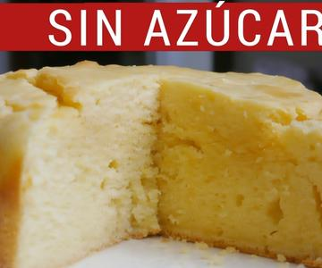 NO sugar sponge cake / Diabetics recipes