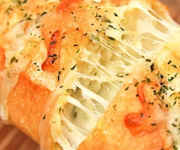 Pan de Ajo con Queso | Súper Crujiente y Delicioso!!
