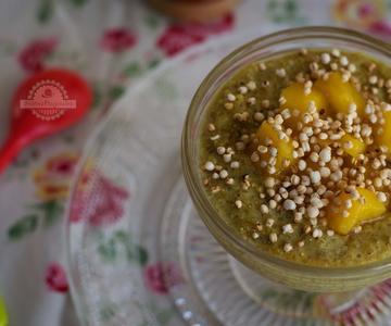 Quinoa con Leche, Canela y Cúrcuma | Arroz con Leche versión moderna