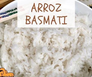 TRUCO para Cocer Arroz Basmati 🤤 ¡ESTILO HIMALAYA!